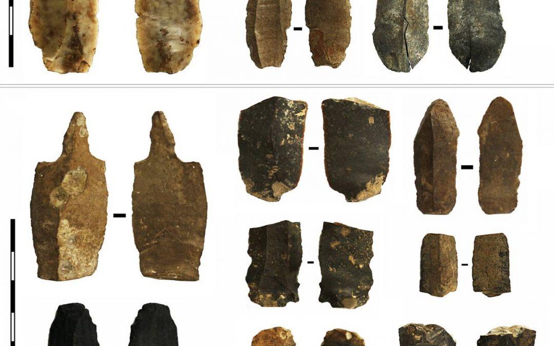Nueva campaña de excavaciones arqueológicas en Coro Trasito
