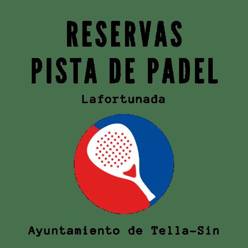 Reservas Pista de Padel Lafortunada